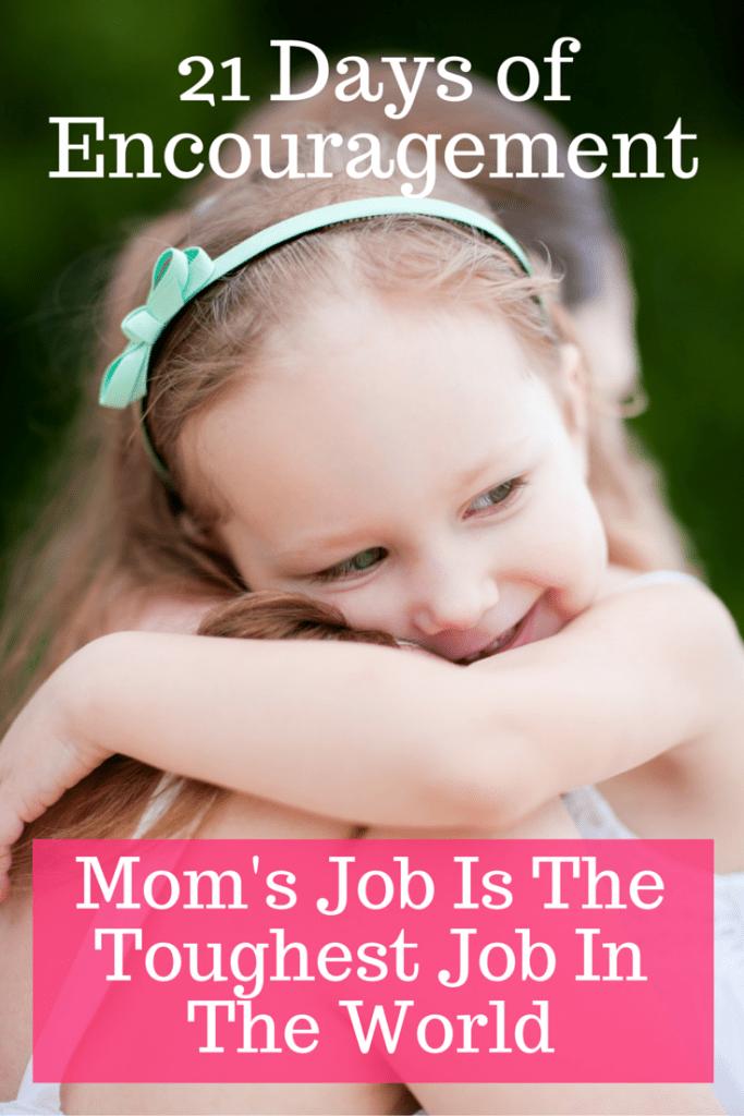 mom's job