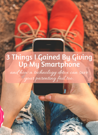 3 Things I Gained By Giving Up My Smartphone
