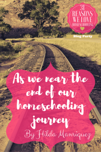 reflections on homeschooling