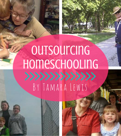 Outsourcing Homeschool