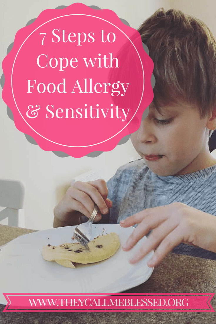 7 Steps to Cope with Food Allergy & Sensitivity | allergy allergy | Dr. Sears LEAN Start | elimination diet elimination | food allergy | food intolerance | food sensitivity | meal planning | reading labels | smart shopping