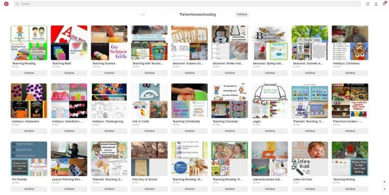 Homeschool Digital Files