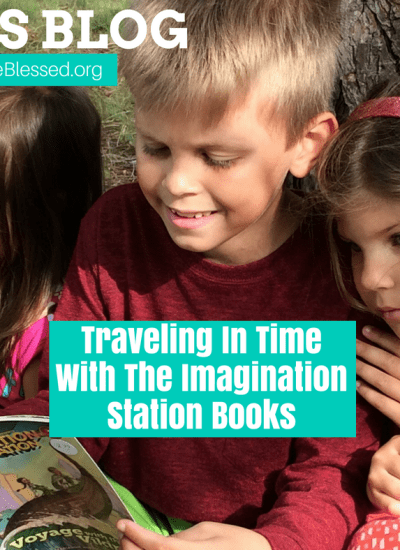 The Imagination Station Books