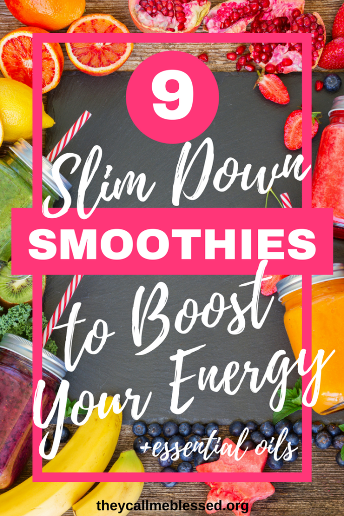 9 Slim Down Smoothies to Boost Your Energy
