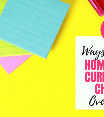 10 Ways to Avoid Homeschool Curriculum Choices Overwhelm