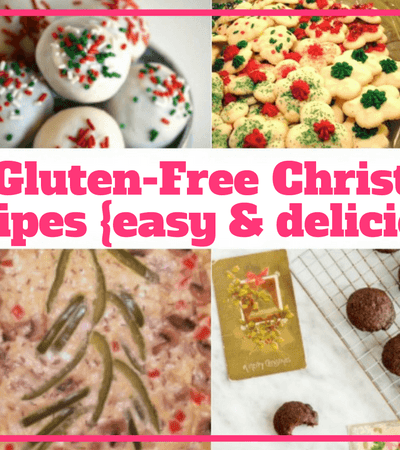 20+ Delicious Gluten-Free Christmas Recipes For This Holiday Season
