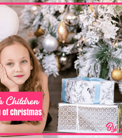 How to Teach Children True Meaning of Christmas