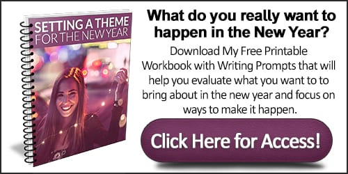 Discover Your One Word for 2018 - Download your free workbook now!