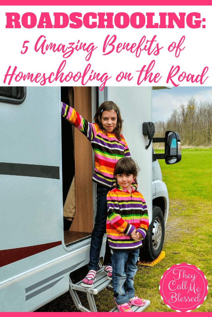 Roadschooling 5 Amazing Benefits of Homeschooling On The Road