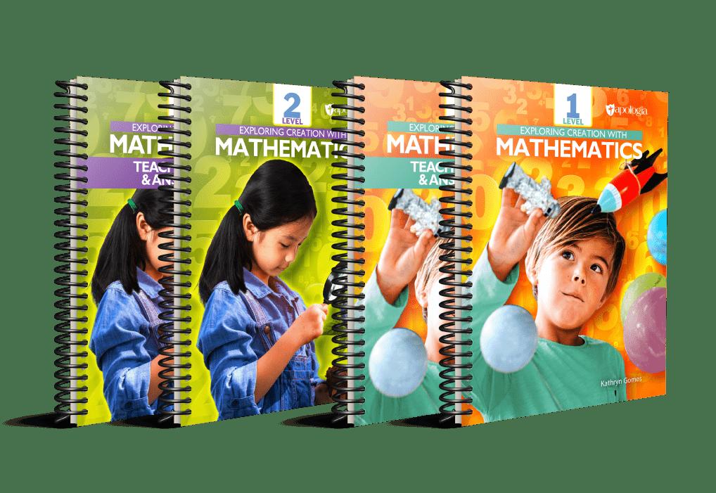 Apologia Math Winners Choice Math1 or Math2