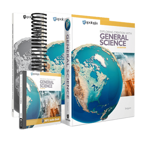 Apologia General Science Homeschool Curriculum Giveaway