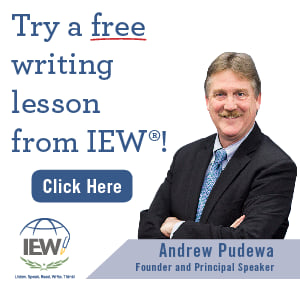 IEW - Try a Free Lesson from IEW!