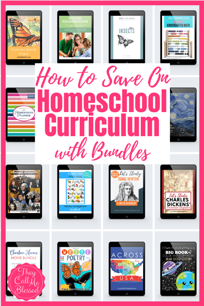 How to Save with Homeschool Curriculum Bundles