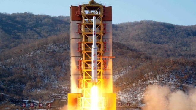 Image result for photos of n korea's missile tests