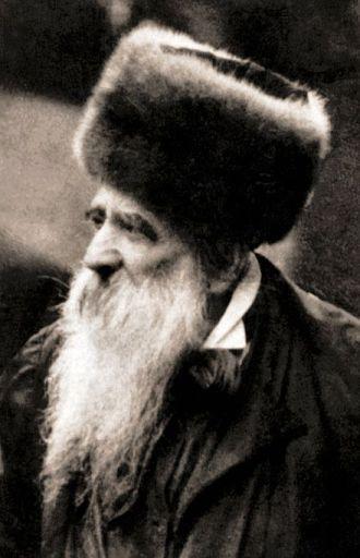 Six Year-Old Yael Weissman and Rabbi Shimon Bar Yochai 2