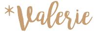 Valerie – The Yoga Affair – Signature – gold
