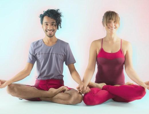 Denise & Maicol im Interview mit The Yoga Affair – nice to meet me – Wien – Yoga Modelabel