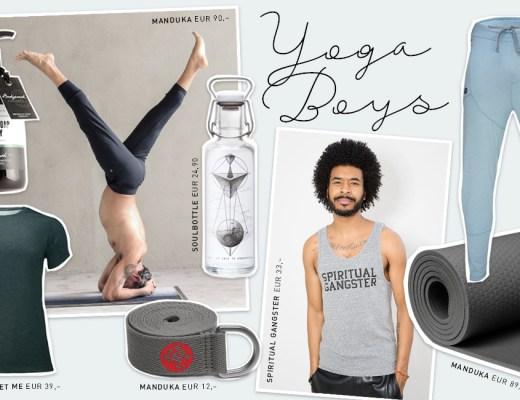 Yogi's Essentials für Männer