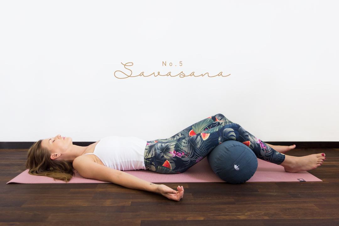 Lotuscrafts – Yin Yoga Special – Yogarolle – Gewinnspiel – Verlosung – Savasana