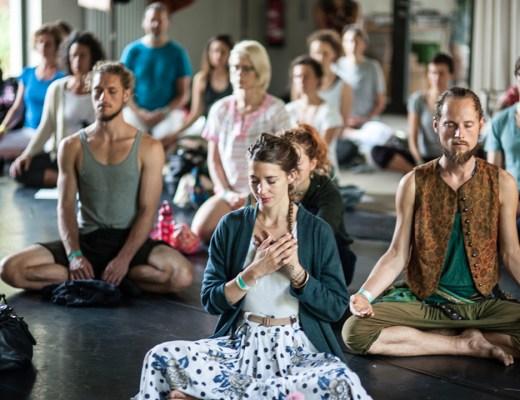 Agape Zoe Festival #7 Berlin-Pankow Healing Art Bodywork Yoga Meditation Philosophie Sound Tanz