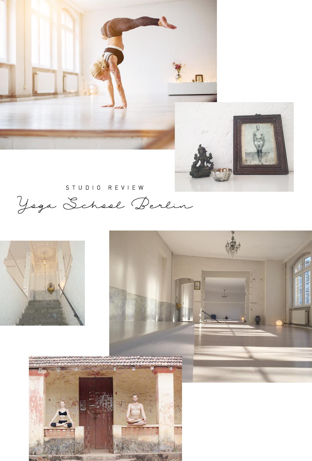 Yoga School Berlin Studio Review Ashtanga Yin Vinyasa Flow Yoga Kreuzberg Neukölln Deutschland Susen André Pijur