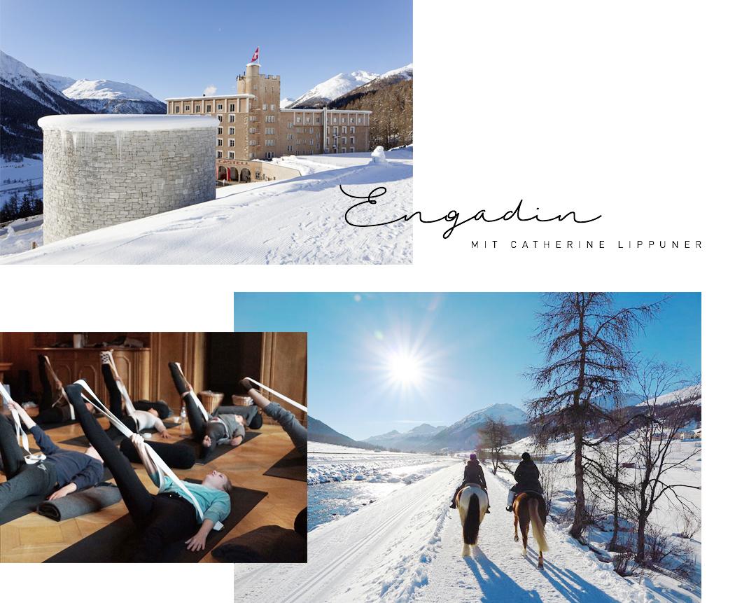 Mallorca Yogaretreat Catherine Lippuner Schweiz Engadin Reiten Pferde Yoga Wellness