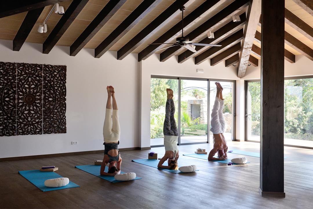 Yoga retreat Yogaferien Yogaurlaub
