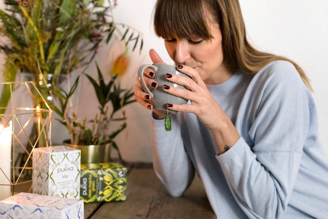 Pukka Herbs Detox Tees frisch munter Frühling entgiften Kräuter