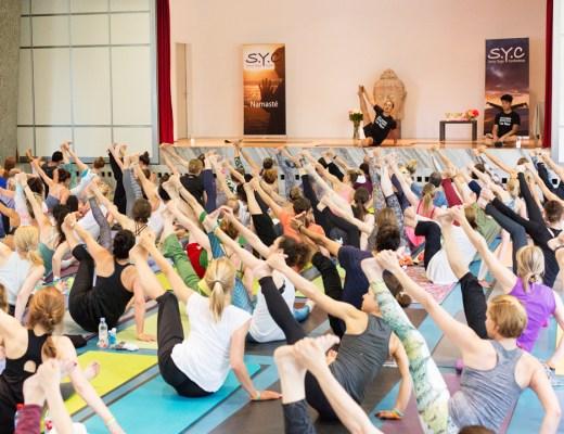 Swiss Yoga Conference Zürich Athjayoga