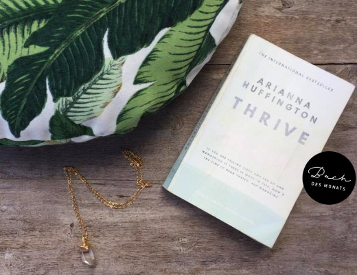 Thrive: The Third Metric to Redefining Success and Creating a Happier Life