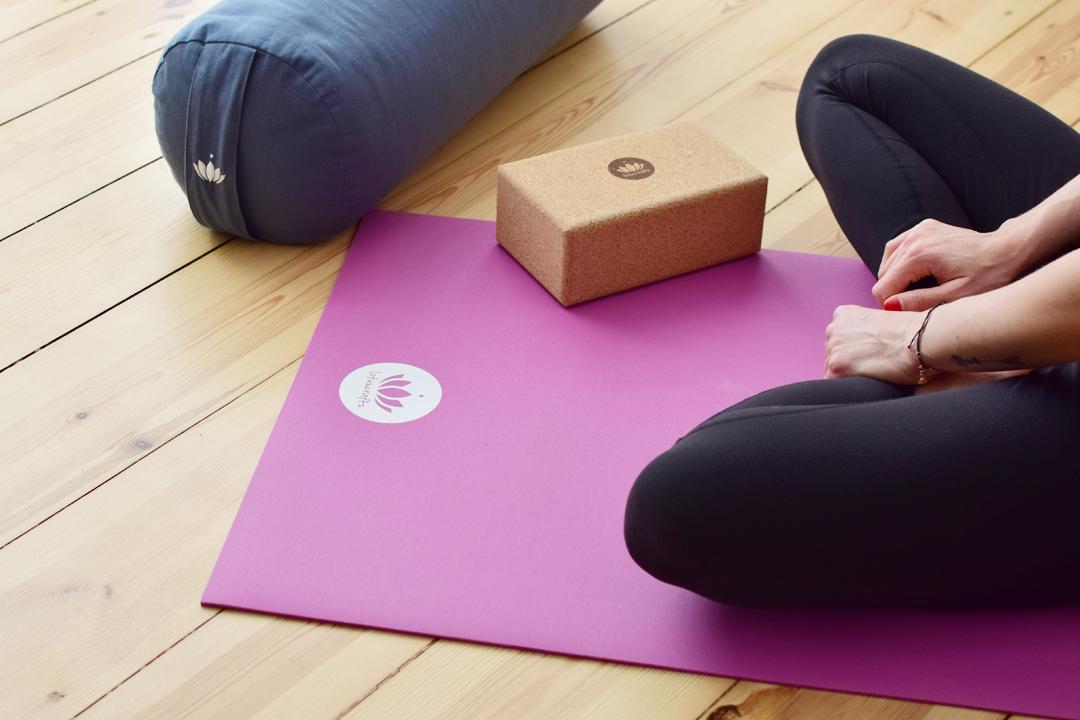 lotuscrafts  Im Test // Meine neue Yogamatte OEKO von Lotuscrafts
