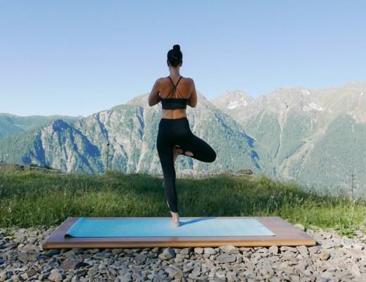 Regugio Alpe San Romerio Graubünden Yoga Retreat Schweiz