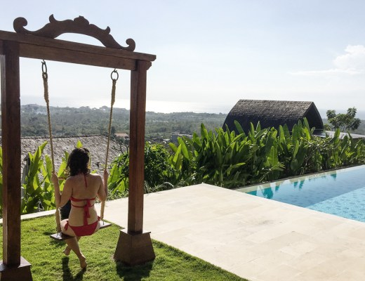Bali Yoga Reisen Travel Urlaub Indonesia