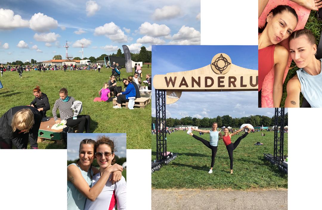 Wanderlust 108 Berlin Festival Yoga Mindful Triathlon Laufen Running Yoga Meditation Achtsamkeit Tempelhofer Feld 2017