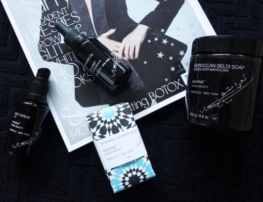 Kahina Giving Beauty Amazingy Organic Argan Oil Öl