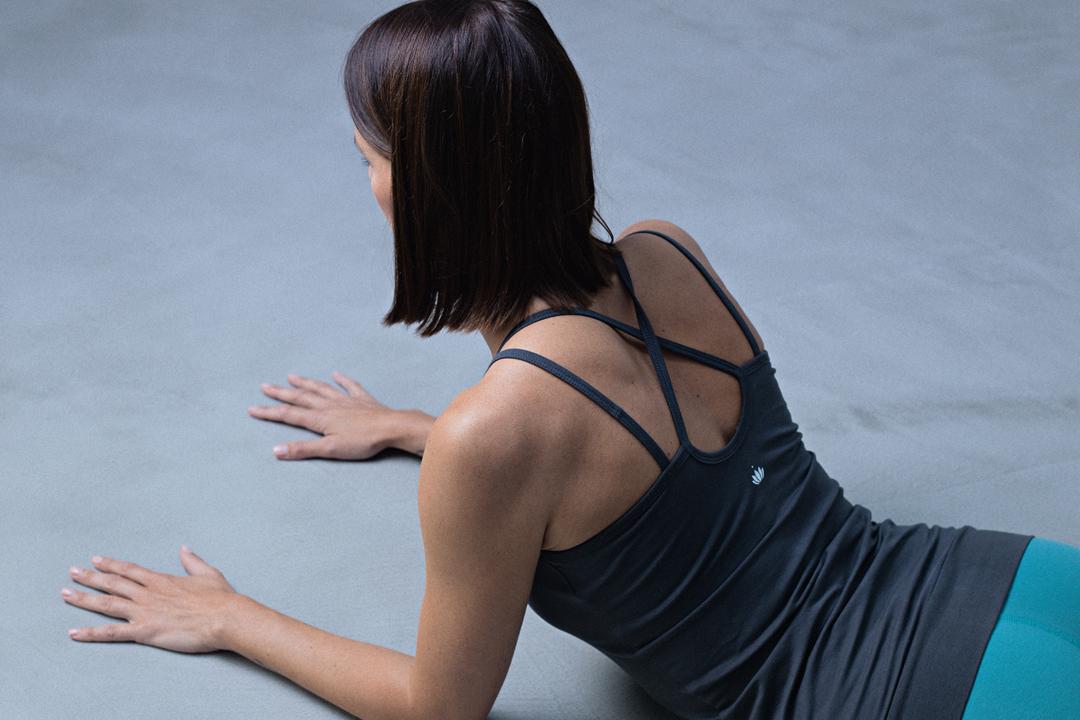 Lotuscrafts Mode Kollektion Yoga Wear Bio-Baumwolle Bekleidung