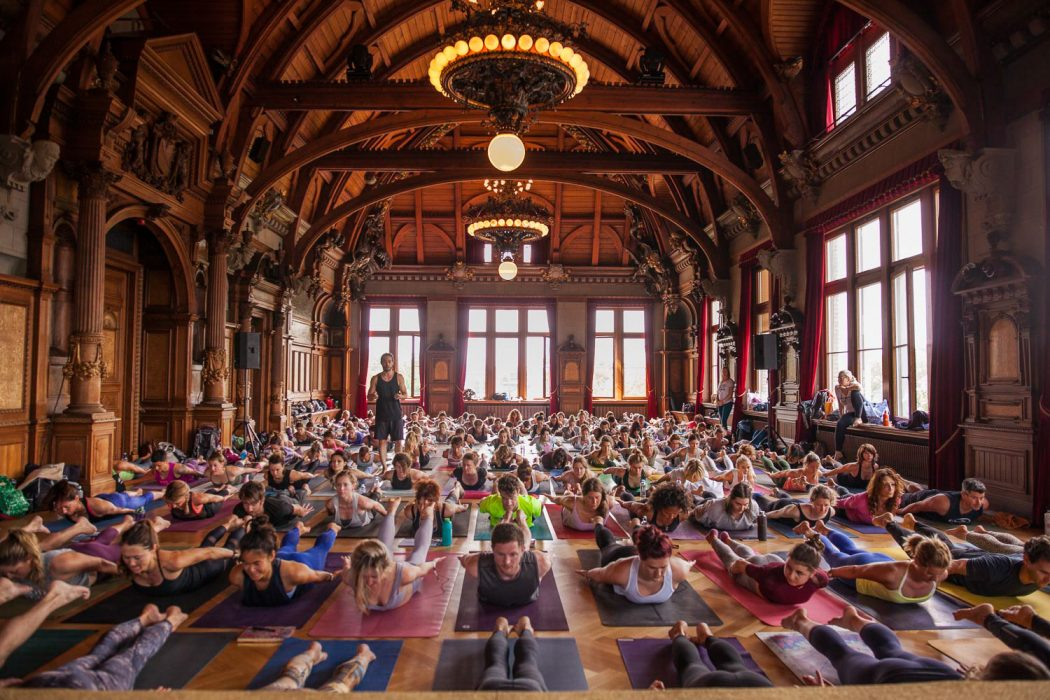 Swiss Yoga Conference Zürich