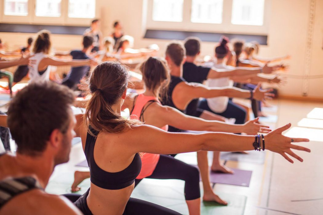 Swiss Yoga Conference Zürich