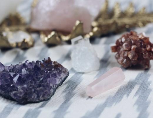 Crystal Guide Edelsteine Anna-Lena Zimmermann Yoga Kundalini Spirit of Eden