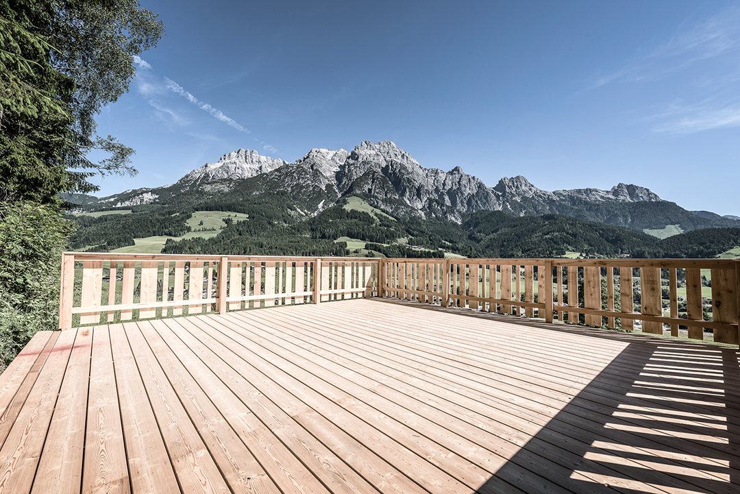 PURADIES Hotel & Chalets Leogang Salzburger Land Wellness Yoga Berge Ruheoase Luxus