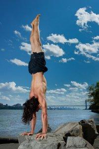 Matt Giordano, The Yogi Matt