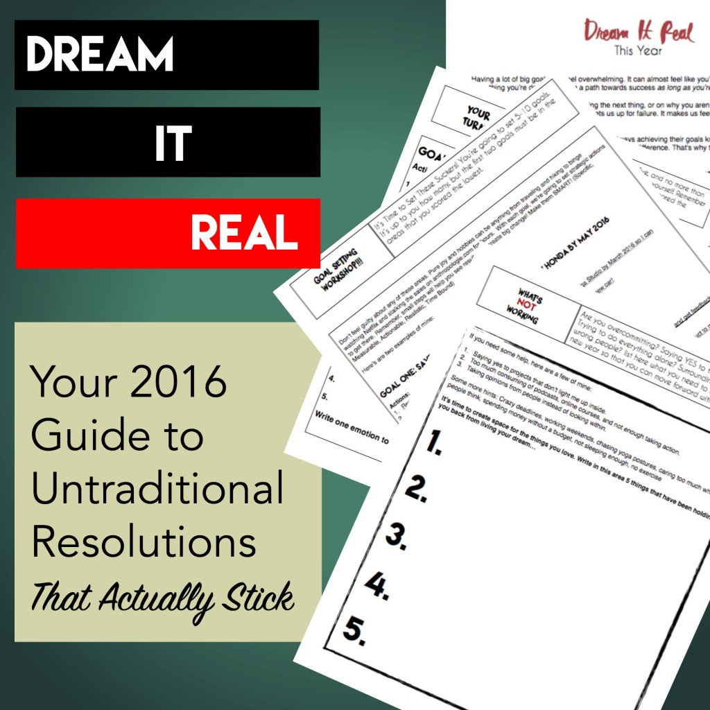Your Guide To Setting New Years Resolutions That Stick