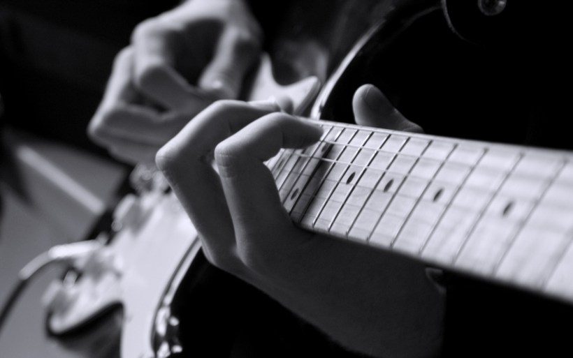 Take Up Guitar For Freshers