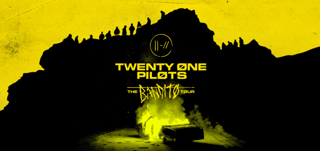 Image Credit: Twenty One Pilots
