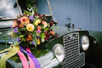 Yorkshire Dales Wedding Car Hire - Land Rover 04