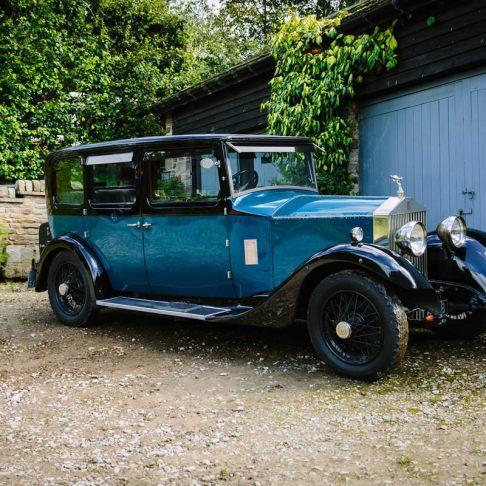 Yorkshire Dales Wedding Car Hire - Rolls Royce 01
