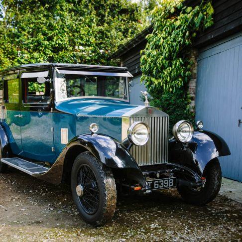Yorkshire Dales Wedding Car Hire - Rolls Royce 02