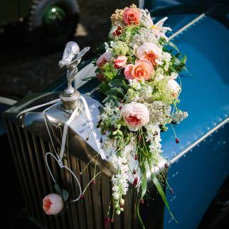 Yorkshire Dales Wedding Car Hire - Rolls Royce 04