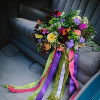 Yorkshire Dales Wedding Car Hire - Rolls Royce 07