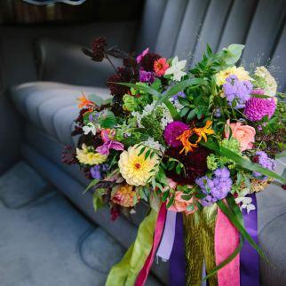 Yorkshire Dales Wedding Car Hire - Rolls Royce 08